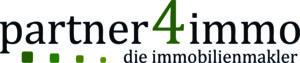 Logo von partner4immo gmbh